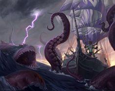 50+ digital paintings du maître de la fantasy Tyler Jacobson