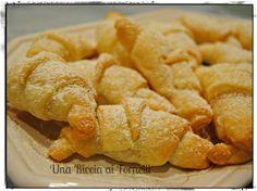 Mini croissant dolci, ricetta facile