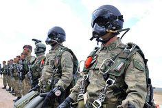 Bordo Bereliler Türk Silahlı Kuvvetlerinin en seçkin birlikleri.