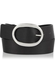 Get the Look - Jason Wu Fall/Winter 2013.14 inspired: Isabel Marant, Celia leather belt, $225