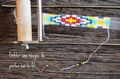 ElsaMuse: DIY : le bracelet de perle Navajo