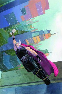 Thor: God of Thunder #12 (Virgin Cover) #Marvel #Thor #GodOfThunder (Cover Artist: Esad Ribic) On Sale: 8/28/2013