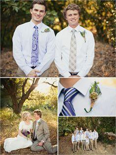 purple wedding ties: #wedding #tie #ideas Next Wedding, Wedding Ties, Purple Wedding, Wedding Reception, Dream Wedding, Wedding Dresses, Groom Wear, Davids Bridal, Wedding Inspiration