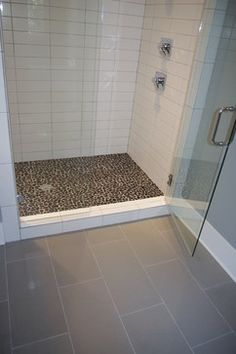design floor home drain discussions with problems shower pebble