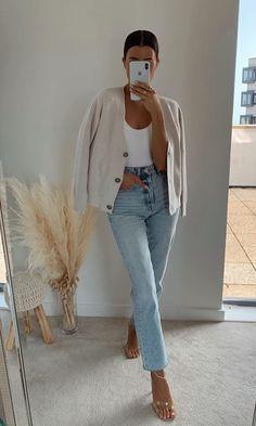 Mom Jeans, Cute Outfits, Sweatshirts, Sweaters, Pants, Fashion, Pretty Outfits, Trouser Pants, Moda