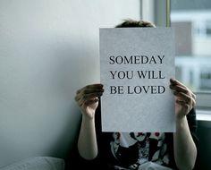 Someday...