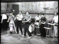 "Bill Haley & His Comets - ""Hot Dog Buddy Buddy"" - from ""Don't Knock The Rock"" - HQ 1956"