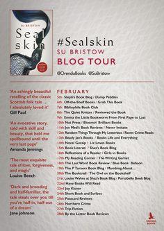 SEAL SKIN BLOG TOUR