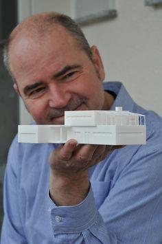 3D-Druck von Architekturmodellen - detailgenau und kostengünstig Maquette Architecture, Printing