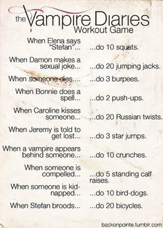The vampire diaries workout - image #2375766 by LADY.D on Favim.com Be today who you want to be in the future :D workout - Nina Dobrev - #fun - elena gilbert