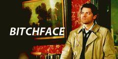 Misha Collins Supernatural GIF - MishaCollins Supernatural Castiel - Discover & Share GIFs