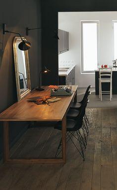 Table extensible NATHO