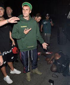 OTblogger: Justin Bieber Hits Photographer In Car Accident Af...