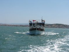 Ayvalık Sarimsakli Turkey holidays sea wallpape