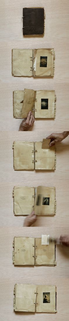 ' sample book of kites ' _ new UNIQUE handmade #BOOK by * Juanan Requena