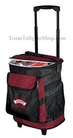 Mississippi State MSU Bulldogs Rolling Cooler for Gameday - Tailgating $60.00