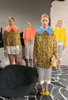 Shrimps show, London Fashion Week