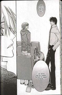 Junjou Romantica - Capítulo 25 - Union Mangás - yaoi - shinobu - miyagi - junjou romantica - kawaii - moe