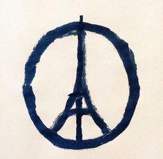 Peace for Paris ❤️