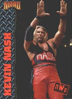 Nwo Wrestling, Wrestling Rules, World Championship Wrestling, Wrestling Superstars, Wwf Wrestlemania 2000, Kevin Nash, Wwe Tna, Wwe Champions, Professional Wrestling