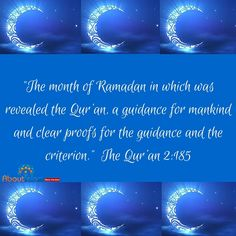 Ramadan is one month away isA!