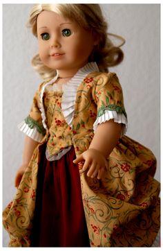 Dollhouse Designs: Milkmaid Glamour
