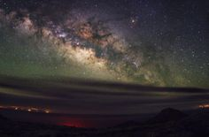 Erwin Matys and Karoline Mrazek of Project Nightflight captured this image of the Milky Way on June 6, 2013 from the southern part of La Palma Island, Canary Islands. The image was sent to Space.com on Feb. 9, 2014.