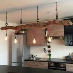 Kitchen Lighting, Man Stuff, Dining Room, Sunrises, Edison Bulbs, Lamps,  Men Stuff