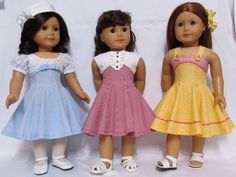 Keepers Dolly Duds 1950s