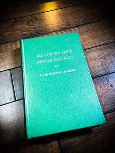 Astrology 3 Book Set Vintage Occult