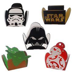 Kit Forminha Star Wars