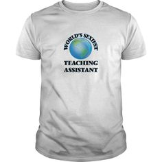 World's Sexiest Teaching Assistant T-Shirts, Hoodies. Check Price Now ==► https://www.sunfrog.com/Jobs/Worlds-Sexiest-Teaching-Assistant-White-Guys.html?id=41382