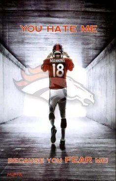 Twitter / missysims1010: Peyton Manning. @Denver_Broncos ...