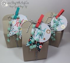 All Boxed Up Kit - Stamp With Amy K