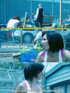 Franky Doyle @just_wentworth_things