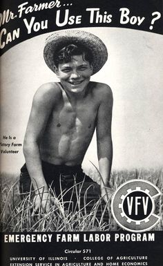 Victory Farming During WWII, 1942 Circular