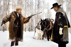 The Hateful Eight New Trailer