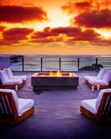Tower23 - San Diego's Pacific Beach.  Splurge for a sky or surf pad - the views are worth it!