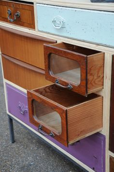 Rupert Blanchard, Reclaimed Drawers
