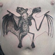 Bats by Henbohenning (@ henbohenning) #tattoo #uktta #uktattooartists #blackworkerssubmission #btattooing #blackwork #blacktattooart #tattoodo #tattooflash #tattoo #illustration #lines #bat