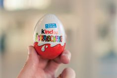 Kinder Surprise Chocolate Eggs | 9 International Foods That Are Banned In The U.S