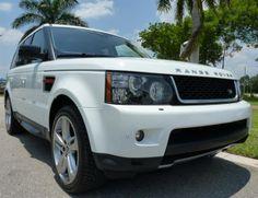 2013 Land Rover Range Rover Sport #landroverpalmbeach #landrover #rangerover http://www.landroverpalmbeach.com/