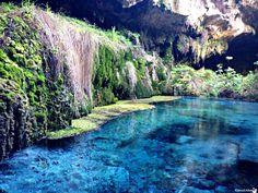 Kaklık Mağarası Göl