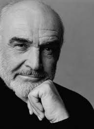 """Sean Connery. The definition of """"better with age"""". Holy goodness."""