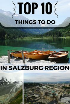 Step-by-step guide to Salzburg region which offers plenty of attraction and things to do while travelling this part of Austria. Click VISIT and explore Europe today!