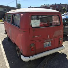 70 early bay tin top westy