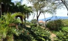 Beautiful gardens of a house in luxurious gated community | Santa Ana