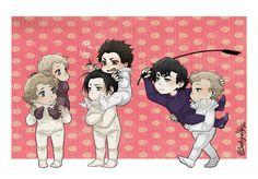 Holmes & Watson Babies ~~~ Kidlock