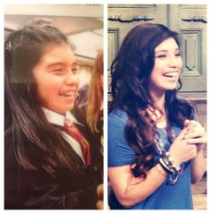 Kirstie, may that smile never change.