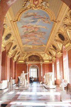 The Louvre ~ Paris, France